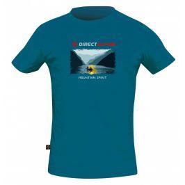 Pánské triko Direct Alpine Bosco 1.0 - Mountain Spirit Velikost: M / Barva: petrol