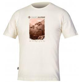 Pánské triko Direct Alpine Organic 1.0 Natural Velikost: XXL / Barva: natural