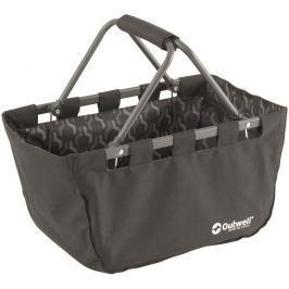 Skládací koš Outwell Bandon Folding Basket Barva: černá