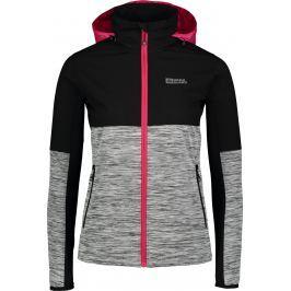 Dámská běžecká bunda Nordblanc Staunch Velikost: M (38) / Barva: šedá