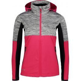 Dámská běžecká bunda Nordblanc Staunch Velikost: L (40) / Barva: růžová