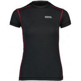 Dámské funkční triko Nordblanc Hera Velikost: XL (42) / Barva: černá