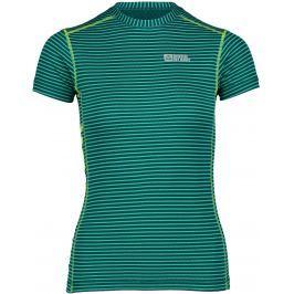 Dámské funkční triko Nordblanc Hera Velikost: XL (42) / Barva: zelená