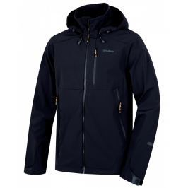 Pánská softshellová bunda Husky Sauri M Velikost: XXL / Barva: černá