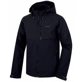Pánská softshellová bunda Husky Seeta M Velikost: XL / Barva: černá
