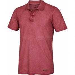 Pánské triko Husky Taron M Velikost: M / Barva: červená