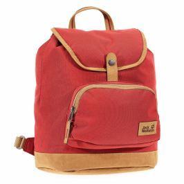 Dámský batoh Jack Wolfskin Long Acre 14 Barva: červená