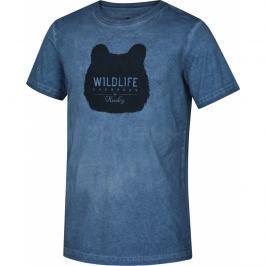 Pánské triko Husky Tendy M Velikost: XL / Barva: modrá