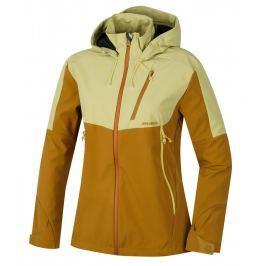 Dámská softshellová bunda Husky Sauri L Velikost: S / Barva: žlutá