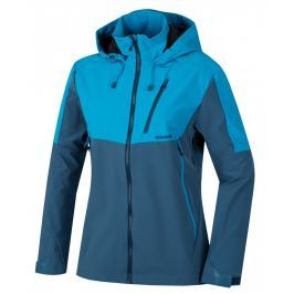 Dámská softshellová bunda Husky Sauri L Velikost: M / Barva: modrá