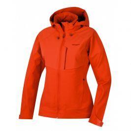 Dámská softshellová bunda Husky Seeta L Velikost: S / Barva: červená