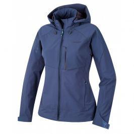 Dámská softshellová bunda Husky Seeta L Velikost: XL / Barva: modrá