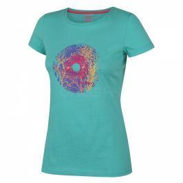 Dámské triko Husky Tarja L Velikost: M / Barva: modrá