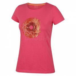 Dámské triko Husky Tarja L Velikost: L / Barva: růžová