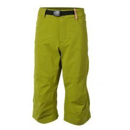 Pánské 3/4 kalhoty Northfinder Roy Velikost: XXL / Barva: zelená