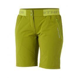 Dámské kraťasy Northfinder Mikayla Velikost: L / Barva: zelená