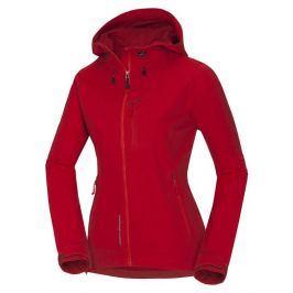Dámská softshellová bunda Northfinder Georgia Velikost: S / Barva: červená