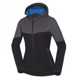Dámská softshellová bunda Northfinder Adrienne Velikost: XL / Barva: šedá