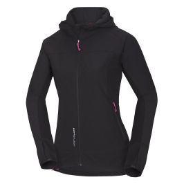 Dámská softshellová bunda Northfinder Jaylene Velikost: XL / Barva: černá