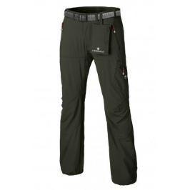Pánské kalhoty Ferrino Hervey Pants Man Velikost: XL (52) / Barva: zelená