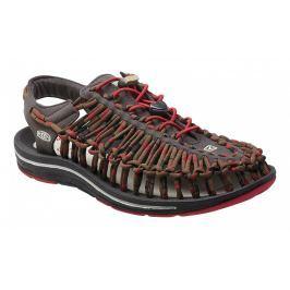 Pánské sandály Keen Uneek Stripes Velikost bot (EU): 46 (US 12) / Barva: hnědá
