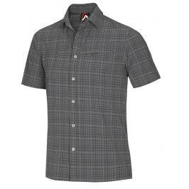 Pánská košile Northfinder Callan Velikost: L / Barva: šedá