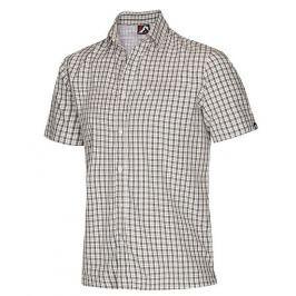 Pánská košile Northfinder Makhi Velikost: XXL / Barva: šedá