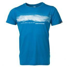 Pánské triko Northfinder Jaeden Velikost: XXL / Barva: modrá