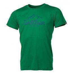 Pánské triko Northfinder Danny Velikost: L / Barva: zelená