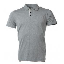 Pánské triko Northfinder Kamari Velikost: M / Barva: šedá