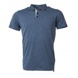 Pánské triko Northfinder Kamari Velikost: XXL / Barva: modrá