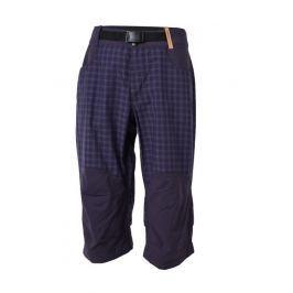 Pánské 3/4 kalhoty Northfinder Keaton Velikost: L / Barva: fialová