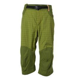Pánské 3/4 kalhoty Northfinder Keaton Velikost: L / Barva: zelená