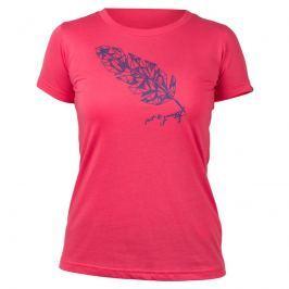 Dámské triko Northfinder Madilyn Velikost: M / Barva: růžová
