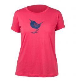 Dámské triko Northfinder Evalyn Velikost: XXL / Barva: růžová