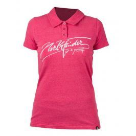 Dámské triko Northfinder Esther Velikost: XL / Barva: růžová
