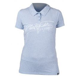 Dámské triko Northfinder Esther Velikost: XL / Barva: světle modrá