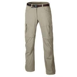Dámské kalhoty Ferrino Ushuaia Pants Woman Velikost: S (42) / Barva: béžová