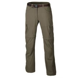 Dámské kalhoty Ferrino Ushuaia Pants Woman Velikost: XL (48) / Barva: hnědá