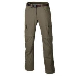 Dámské kalhoty Ferrino Ushuaia Pants Woman Velikost: XXL (50) / Barva: hnědá