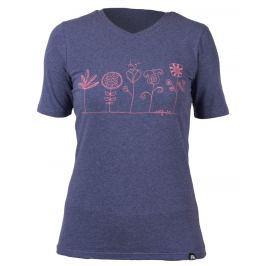 Dámské triko Northfinder Teresa Velikost: L / Barva: fialová