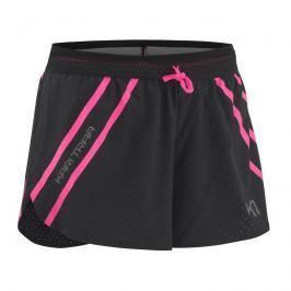 Dámské běžecké kraťasy Kari Traa Mathea Shorts Velikost: S / Barva: černá