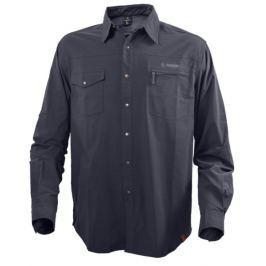 Košile Warmpeace Moody Velikost: XL / Barva: šedá
