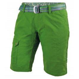 Dámské šortky Warmpeace Lapina Lady Velikost: M / Barva: zelená