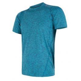 Pánské funkční triko Sensor Motion kr. rukáv Velikost: L / Barva: modrá