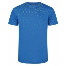 Pánské funkční triko Loap Mendos Velikost: L / Barva: modrá