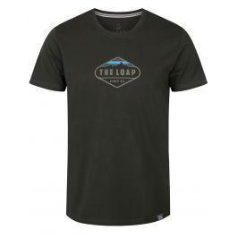 Pánské triko Loap Bandos Velikost: S / Barva: zelená