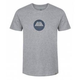 Pánské triko Loap Buky Velikost: XL / Barva: šedá