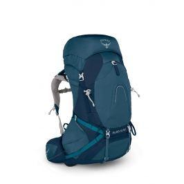 Dámský batoh Osprey Aura AG 50 Velikost zad batohu: S / Barva: modrá