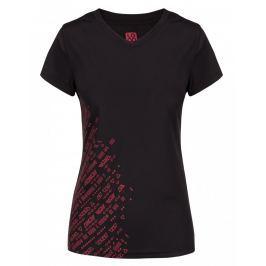 Dámské funkční triko Loap Mesu Velikost: S / Barva: černá